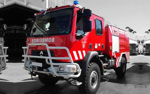 Venta De Carros Usados >> Camiones de bomberos y vehículos contraincendios Bullfuego