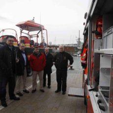 Licitación pública y empresas suministradoras de vehículos contraincendios