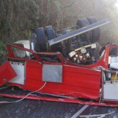Problemas y condicionantes en los vehículos contraincendios