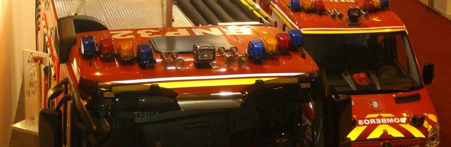 Elección del camión de bomberos; ¿Tenemos el camión que necesitamos?
