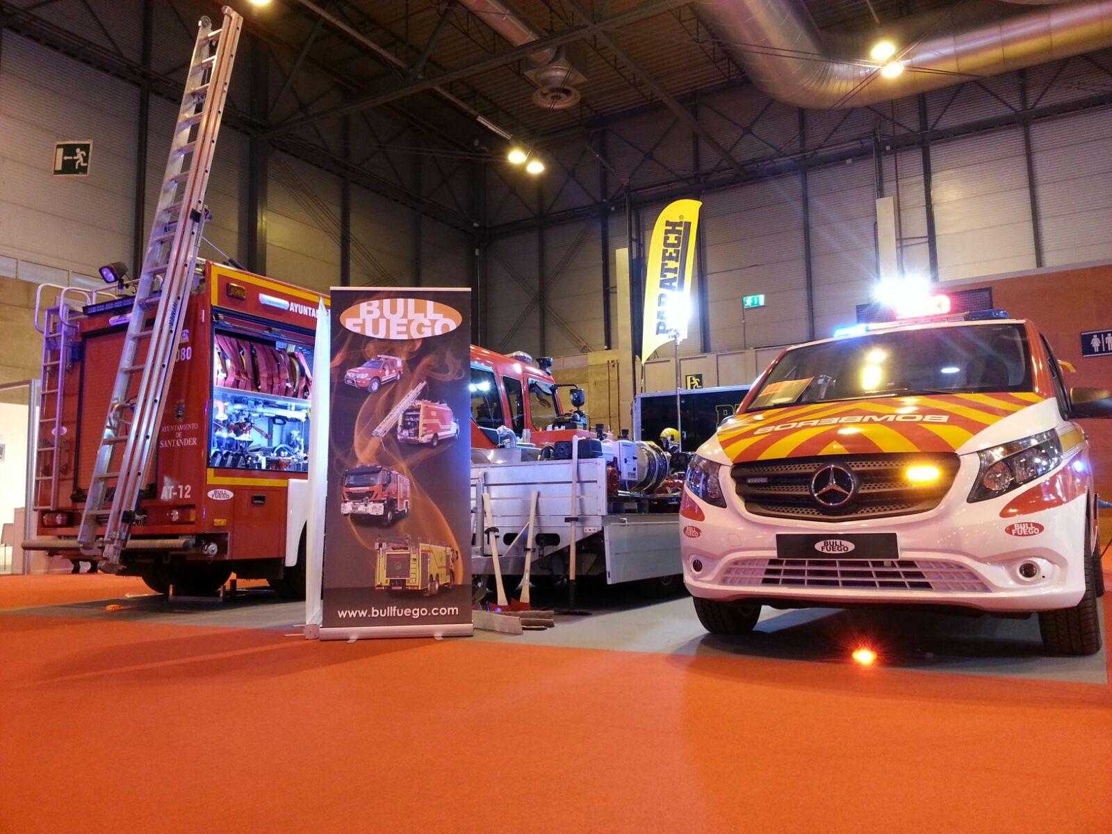 novedades en vehiculos de emergencias