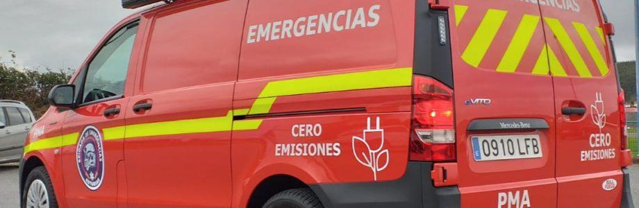 BULLFUEGO suministra el primer vehículo totalmente eléctrico para el servicio FIRE PROTECTION & EMERGENCY para complejo industrial PERFORMANCE SPECIALTY PRODUCTS ASTURIAS.